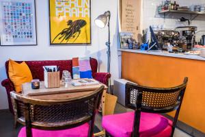 Cykelverkstad och café